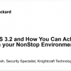 PCI DSS 3.2 and how you can achieve it on your HPE NonStop servers