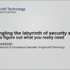 How to evaluate HPE NonStop security software - Presentation @ TBC2017